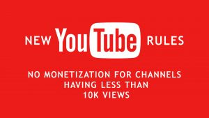 Expanded YouTube Partner Program