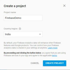 firebase-tutorial1